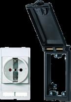 Modlink MSDD-Set: Einbaurahmen 4000-68112-0000000,