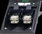 Aktive MSDD Hybridfeldbusankopplung Profibus