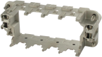 B16 Rahmen (BU) für 4 Module
