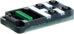 Exact12, 4xM12, 4-pol., Grundmodul PNP-LED
