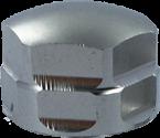 Screw cap M12 V4A,