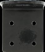 Modlight70 Adapter für Wandmontage