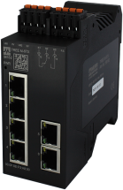 TREE PROFINET managed Switch  6x10/100BT IP20  Kunst. RJ45