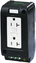 MSVD POWER SOCKET NEMA (GFCI)