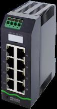 Xelity 8TX Unmanaged Switch 8 Port 100Mbit