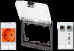Modlink MSDD-Set: Einbaurahmen 4000-68522-0000003,