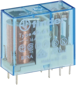 Relays 110V AC-2U(8A) for RTS-2Fi