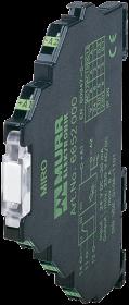 MIRO TR 24VDC FK 5P Optokopplermodul