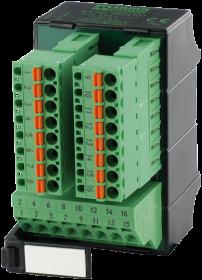 LUGS 16 Übergabebaustein 250V/8 A