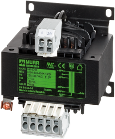 MTS 1-PHASE CONTROL AND ISOLATION TRANSFORMER