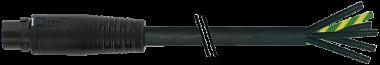 MQ15-X-Power St. 0° freies Ltg.-ende