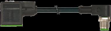 M12 St. gew. auf MSUD Ventilst. BF A 18 mm