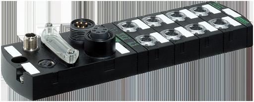IMPACT67 Kompaktmodul, Kunststoff