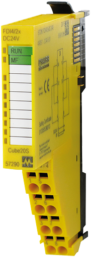 Cube20S Safety Eingangsmodul