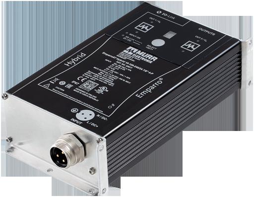 Emparro67 Hybrid Schaltnetzteil 1-phasig, 2-kanalig