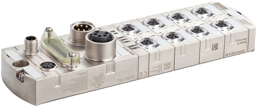 MVK E/A Kompaktmodul, Metallausführung