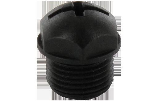 Verschlussschraube M12 Kunststoff, VE10