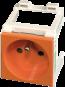 Modlink MSVD Steckdose Frankreich orange