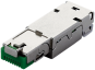 RJ45 IP20 Stecker ger. 8 pol.-0,14 mm²...0,25 mm²