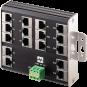 Xenterra 16TX unmanaged Switch Wandmontage 16 Port 100Mbit