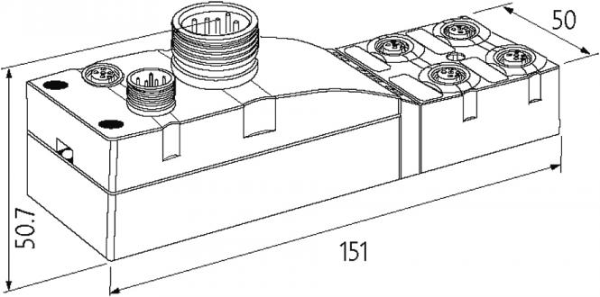 cube67 bus nodes at murrelektronik online